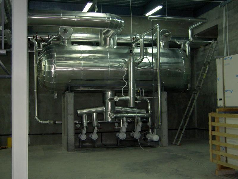 Хладилни съоръжения 2