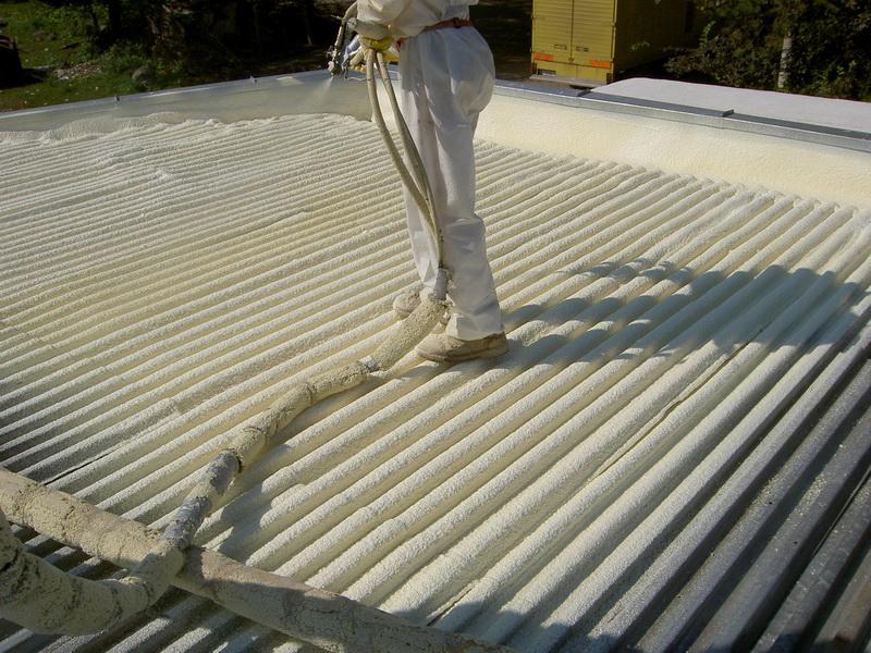 Топло и хидроизолация на покриви